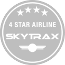 4 star skytrax award