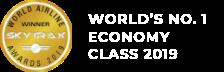 Number One Economy Class Logo